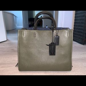 Coach Rogue Olive